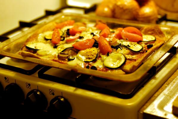 Ennnn… PIZZA!