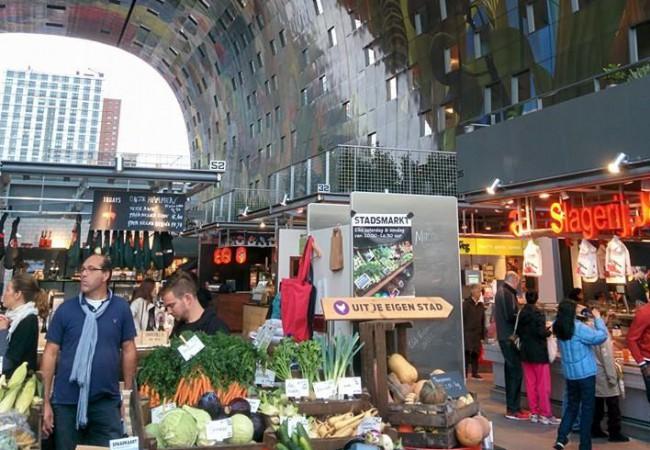 Waarom je echt naar de Markthal Rotterdam moet!