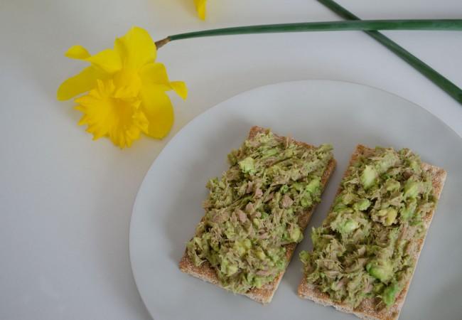 Recept voor Pasen: tonijn met avocado
