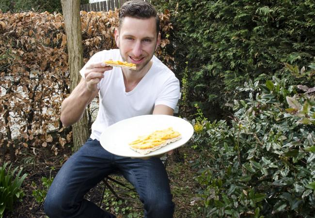 Sandwich spread van wortel