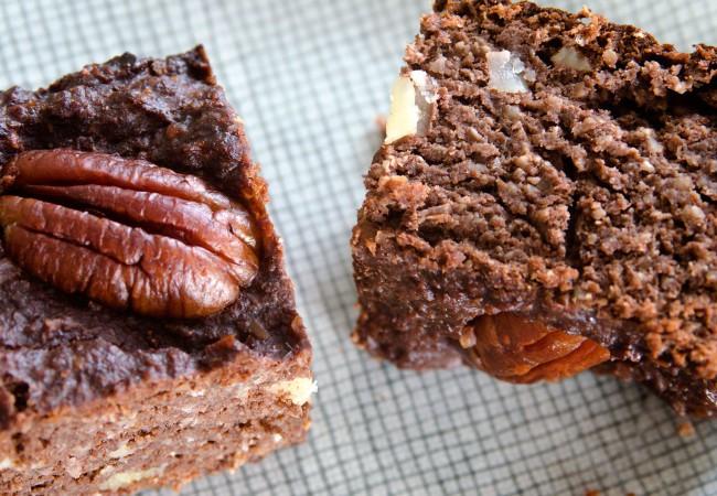 Bananenbrood met chocolade en noten