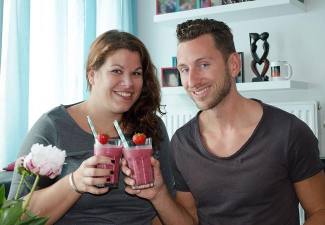 Milkshake maken met Happy Face- Lianne