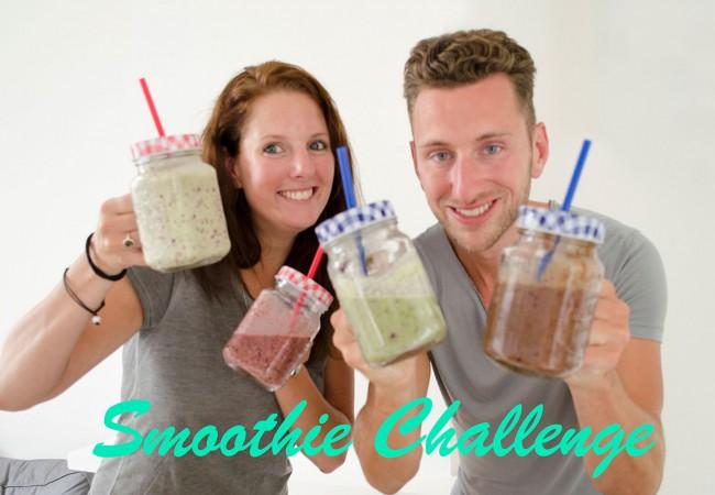 Smoothie Challenge met Kim van PureFoodie
