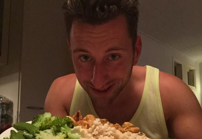 Mijn rijst toppert