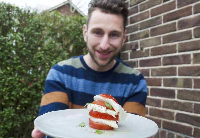 Tomaat en mozzarella: een heerlijke combinatie