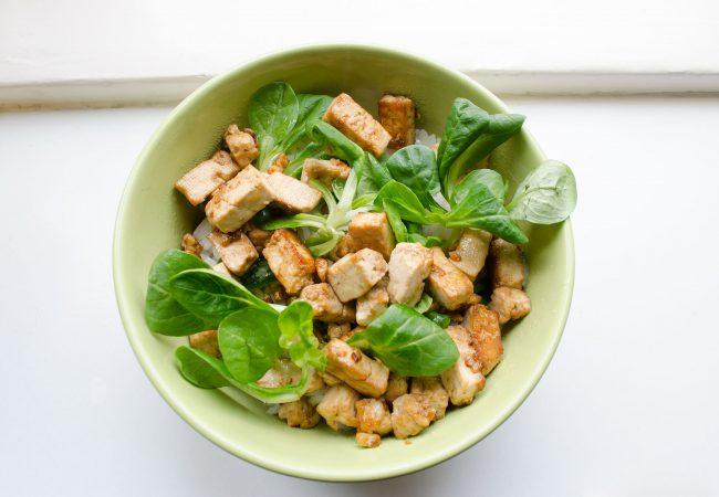 Dit tofu recept mag je niet missen