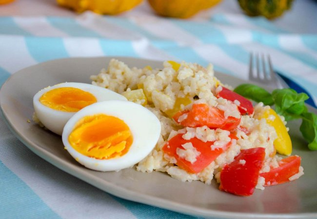 Makkelijk risotto recept