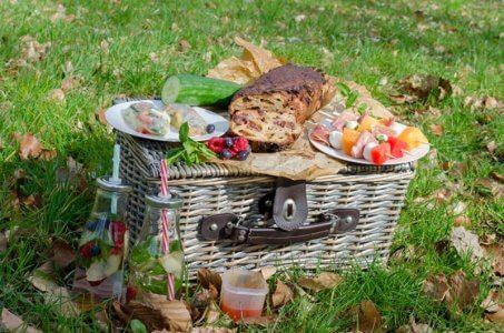 picknick ideeën - picknickmand