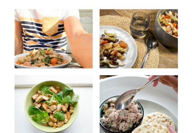 4 bulk maaltijden die vullen